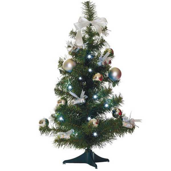 Christbäume, Weihnachtsbäume für Indoor sind dekorativ