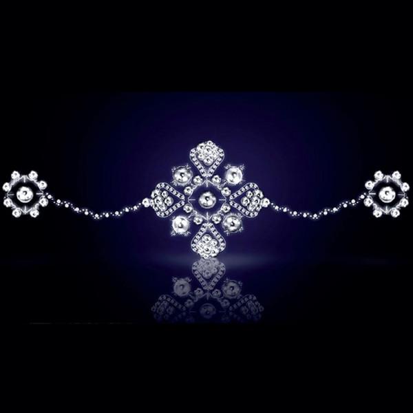 Weihnachtslichter Elisabeth 450, H120, L800cm, kaltweiss, Seilmontage