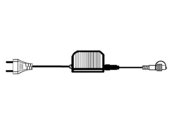 System 24 LED Transformator 24 Volt, 20,4 Watt, Start