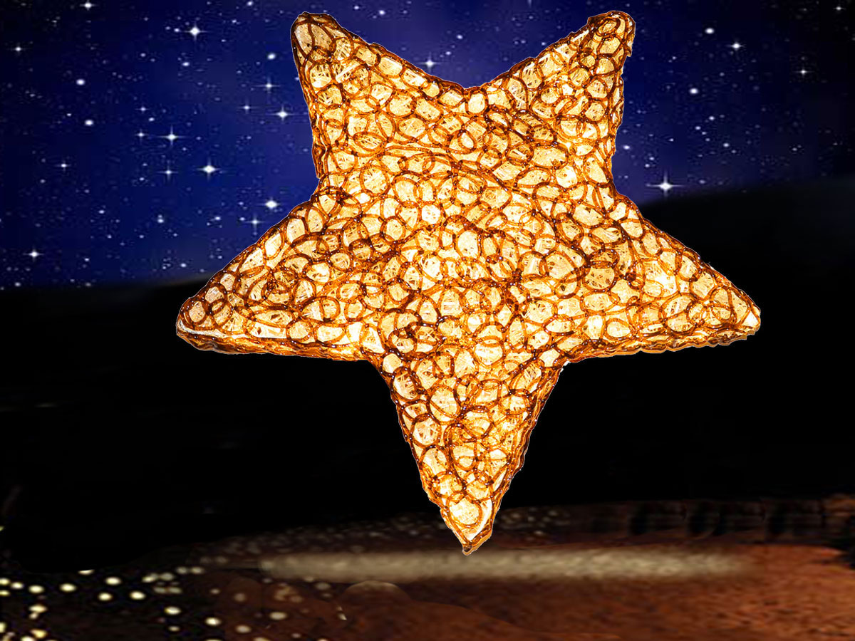 Der Stern macht die Sammlung vollkommen