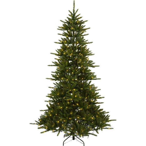 Weihnachtsbaum künstlich Minnesota H250cm B158cm 450LED grün outdoor