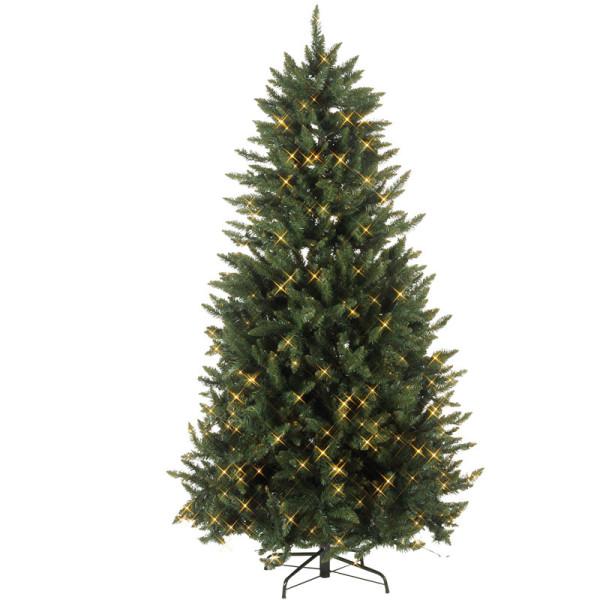 Weihnachtsbaum Calgary H210, Ø140cm, 450 warmweisse LED