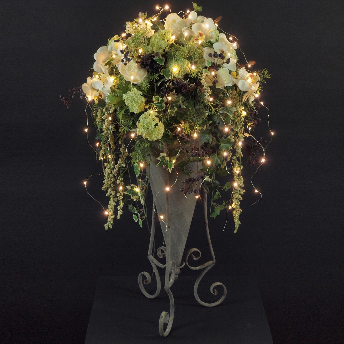 Ideal für Blumen und Gestecke