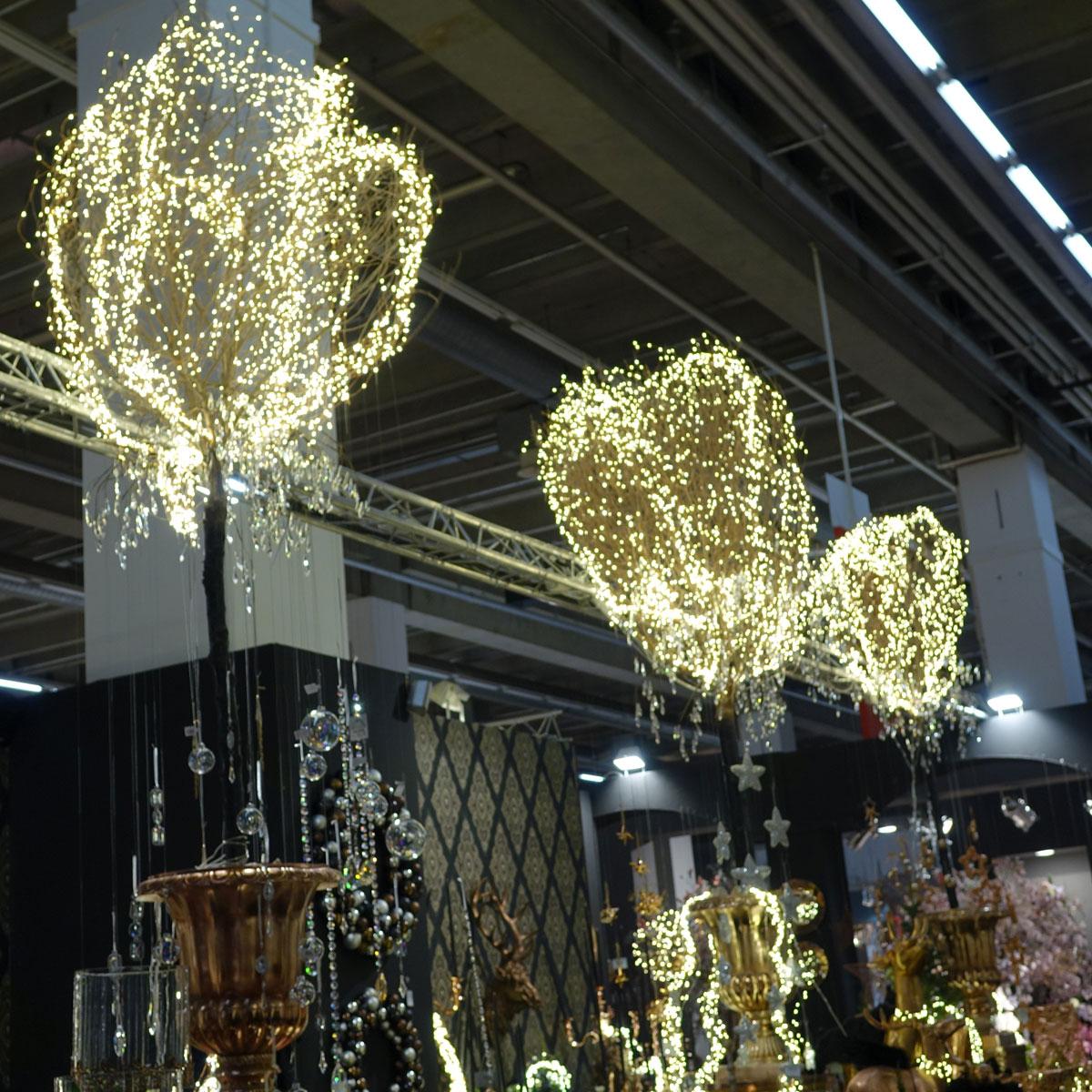 Lichterketten mit Draht für kreative Gestaltung