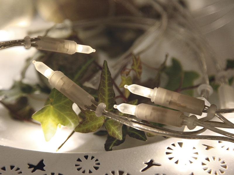Lichterketten Mini ideal für harmonische Dekorationen