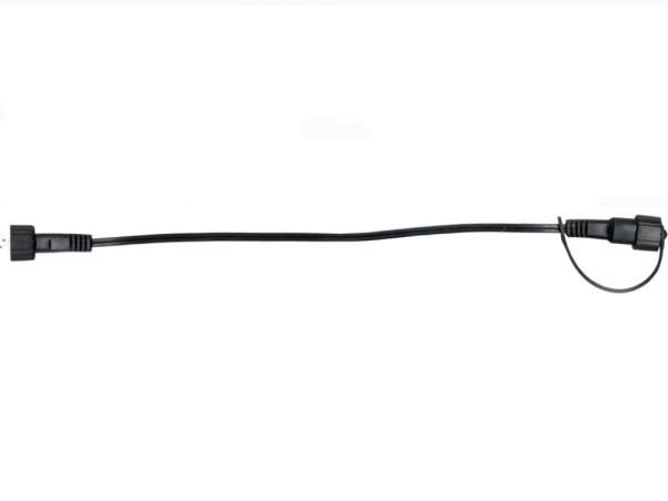 System Decor Verlängerungskabel 1000 cm, Kabel schwarz, Extra
