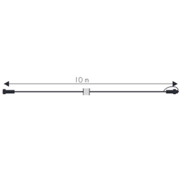 Verbinder Kabel, 1000 cm, max 1800 W