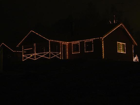 Das Haus sieht aus wie im Märchen