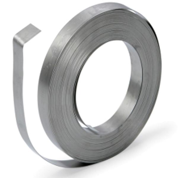 Stahlband als Briden, Rolle 25 Meter