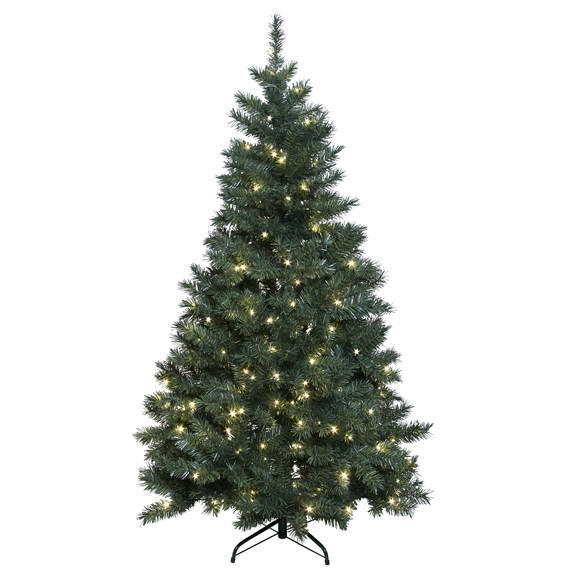 Weihnachtsbaum Ottawa H180, Ø 100cm, 180 warmweisse LED