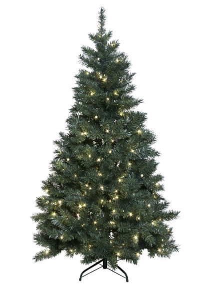 Weihnachtsbaum Ottawa H210, Ø120 cm, 260 warmweisse LED