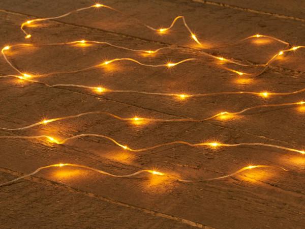 Vintage-Line Lichterkette 2000 cm, 200 LED