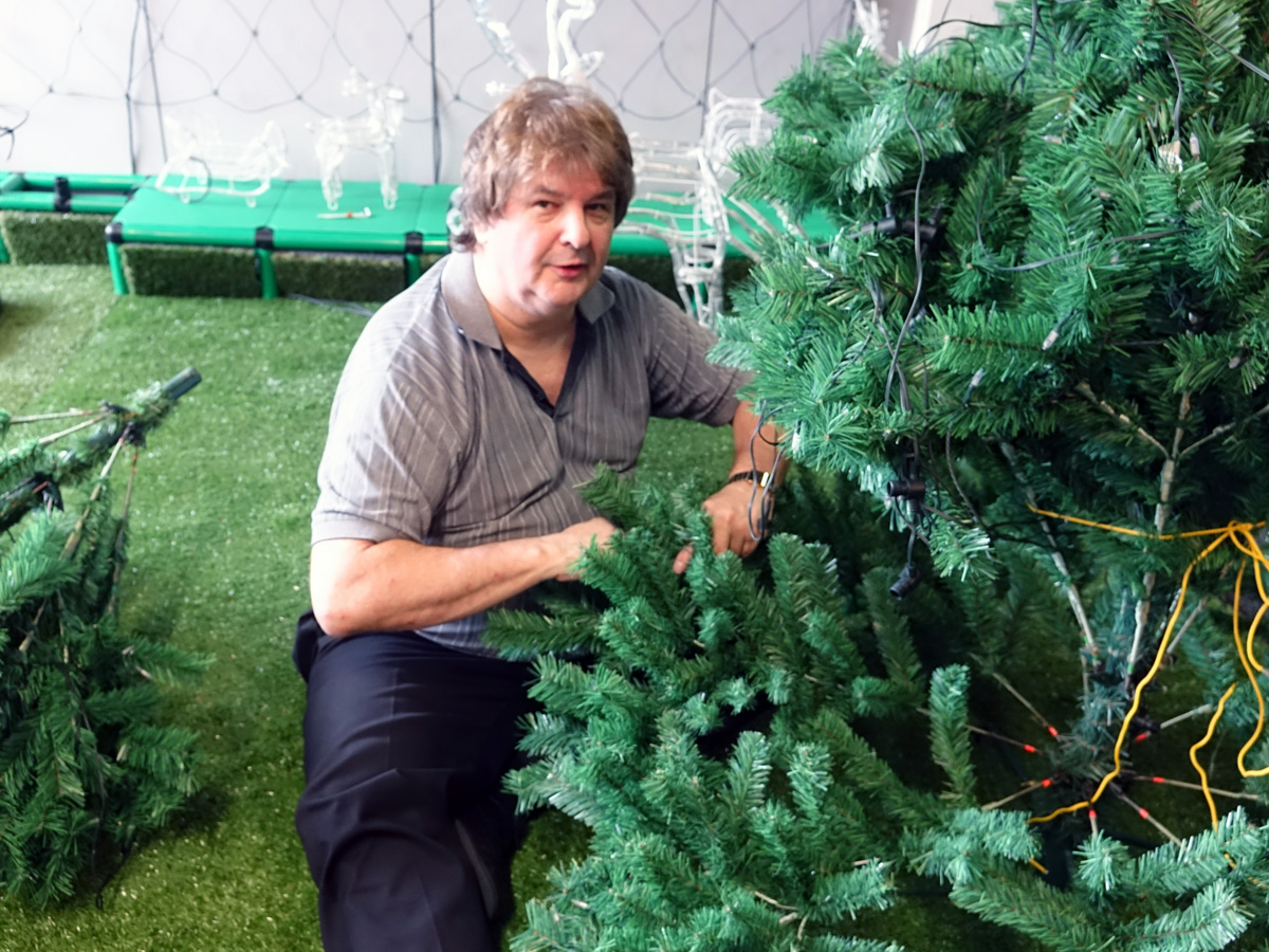 Tipps von Eugen Brunnschweiler zum Aufbau Bäume