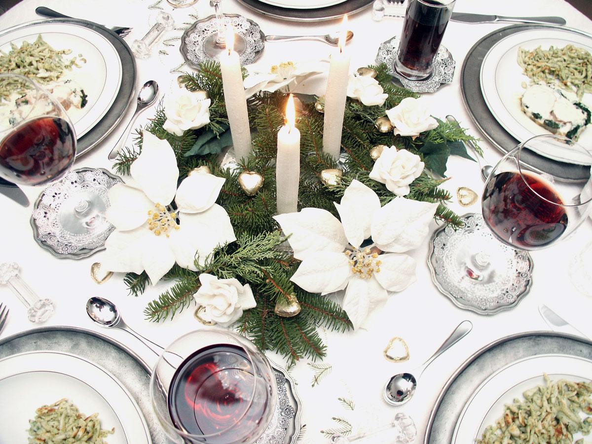 Kerzen gehören zur stimmungsvollen Adventszeit