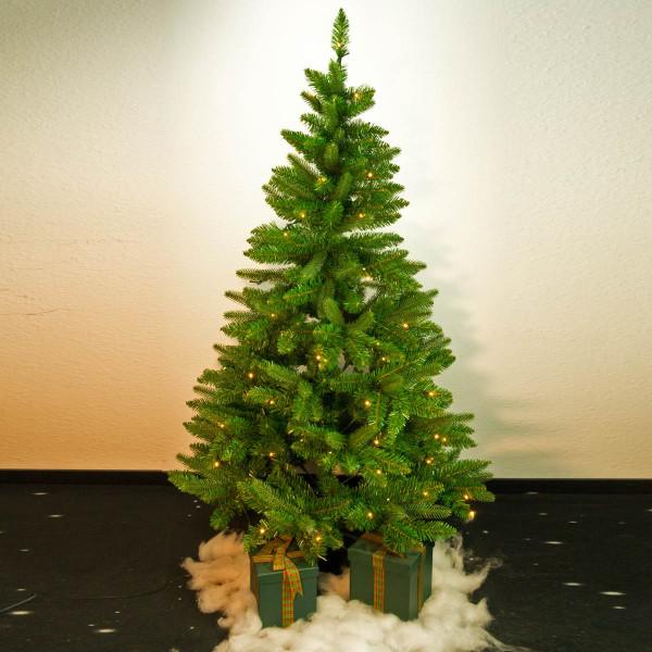 Weihnachtsbaum künstlich Dream 4 it H150 B86 100 LED grün outdoor