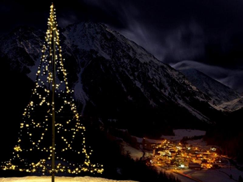 Lichtbaum für atemberaubende Weihnachtsbeleuchtung