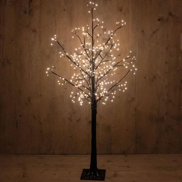Lichterbaum Leuchtbaum als Weihnachtsbeleuchtung H120cm