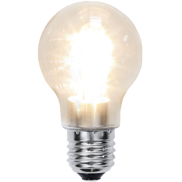 Birne LED klar, Globeform, Fassung E27, 230 V/1.6 W