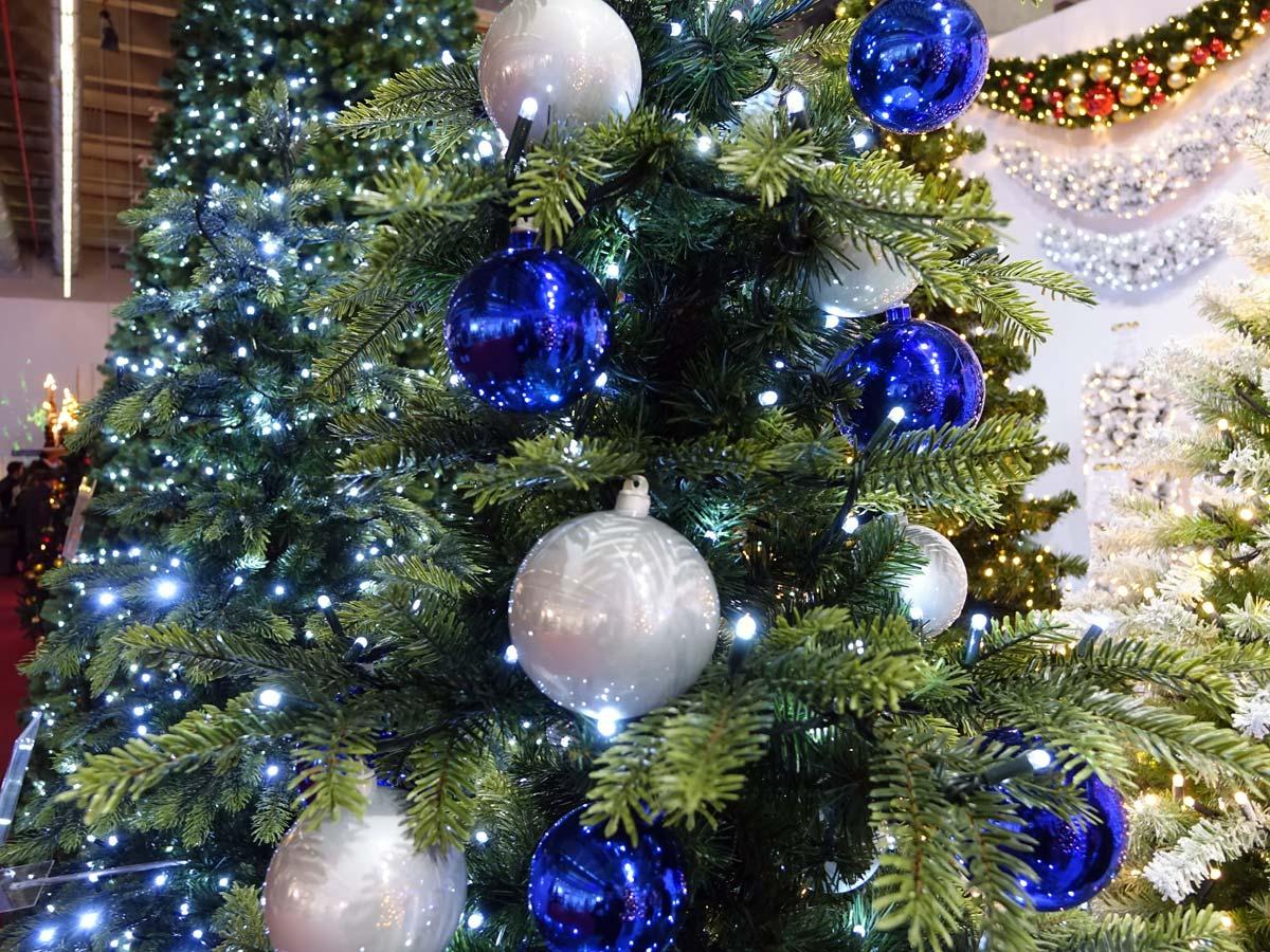 Clusterlights für Weihnachtsbäume